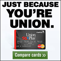 Capitol One Union Card