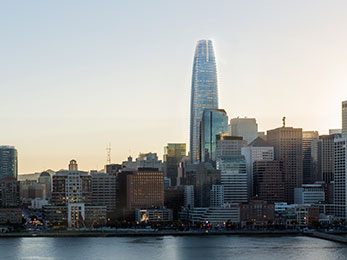 Salesforce Tower (Formerly Transbay Tower)